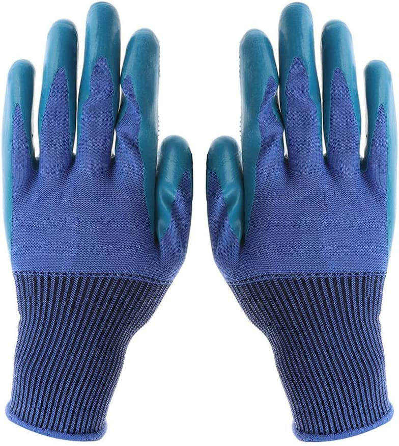 Juues Gardening safety gloves nitrile Natural Ranking TOP7 Latex gl household Price reduction