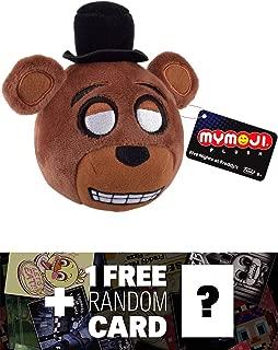 Freddy (Embarrassed): ~4