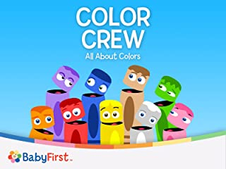 Color Crew All About Colors