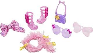 "Fancy Nancy 77368 Fashionista 10"" Doll Accessory Set, Pink"
