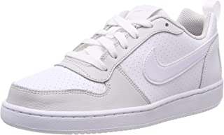 Nike 耐克 男孩女孩 Court Borough Low (Gs) 篮球鞋
