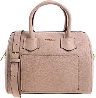 Furla Women's Alba Small Satchel Moonstone One Size
