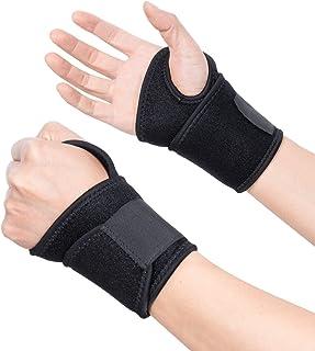 Sport Wrist Brace, Wrist Support, Wrist Wrap, Wrist Strap, Hand Support, Carpal Tunnel Brace for Fitness, Arthritis & Tend...