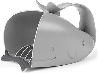 Skip Hop Moby Bath - Enjuague de cascada sin rasgaduras, Gris, gris