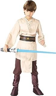 Rubies Star Wars Classic Child's Deluxe Jedi Knight Costume, Medium