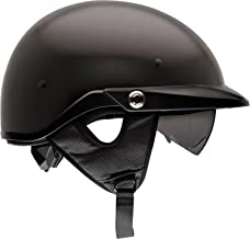 Bell Pit Boss Open-Face Motorcycle Helmet (Solid Matte Black, Medium)