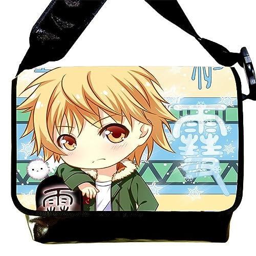 Siawasey Anime Noragami Cartoon Cosplay Backpack Messenger Bag Shoulder Bag