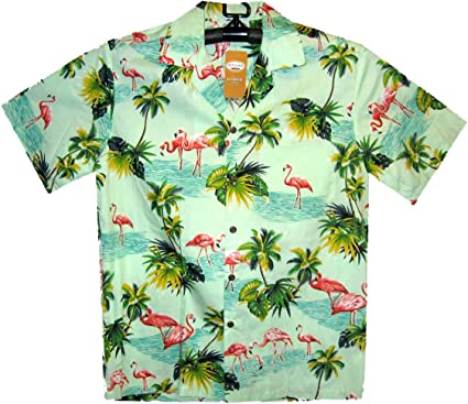 PLA Original Camisa Hawaiana