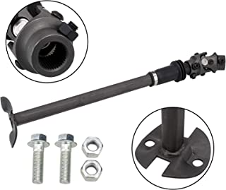 000940 Steering Shaft Assembly with 2 Bolts for 1979-1993 Dodge D150 W150 D250 W250 D350 W350 Pickup Truck Steering Shaft Column OE# 432660613