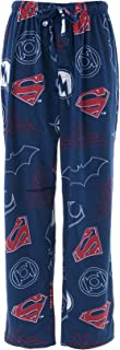 DC Comics Men's Justice League Lounge Pants Pajama Bottom