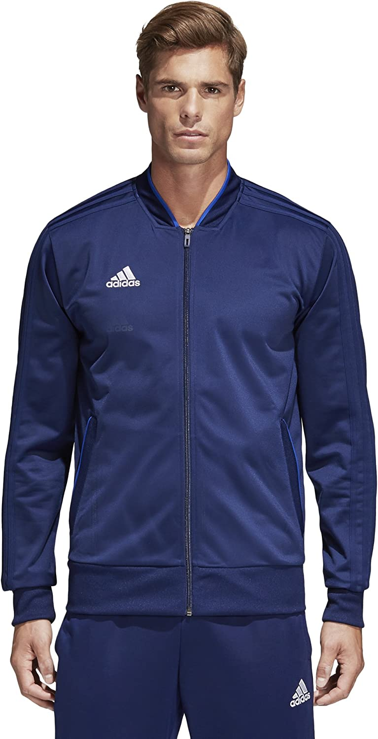 Free shipping anywhere in the nation adidas Men's Condivo Choice 18 Polyester Jacket