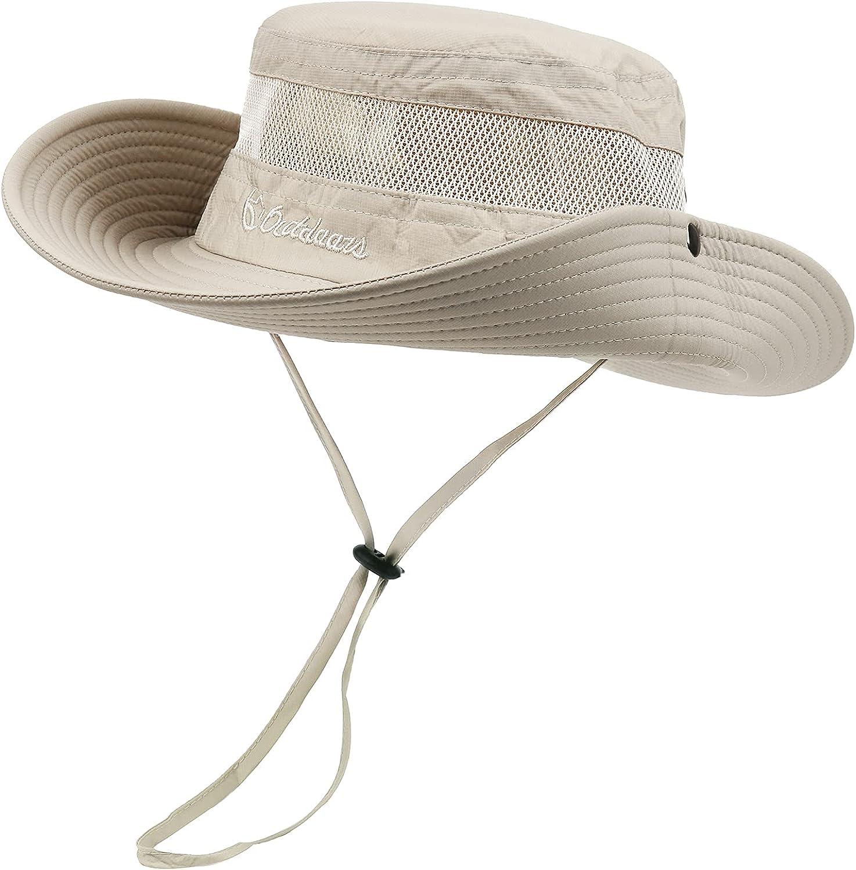 Sun Hats for Men Women Wide Hat Summer O Ranking TOP3 Fishing Bucket Brim Tampa Mall