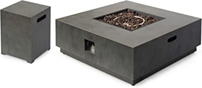 Amazon.com: 9TRADING LPG Fire Pit Outdoor - Calentador ...