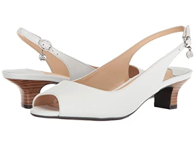 J. Renee Aldene (Pure White) High Heels