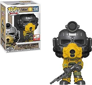Funko Pop! Games: Fallout 76 Excavator Armor(Exc), Action Figure - 39582
