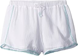 Cotton Pull-On Shorts (Little Kids/Big Kids)