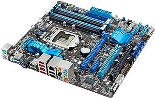 ASUSTek Intel Scket LGA1155 μ-ATXマザーボード P8P67-M