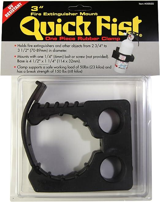 """2-1//4/"""" Diameter NEW Original Quick Fist Clamp Mounting Tools /& Equipment 1/"""""""