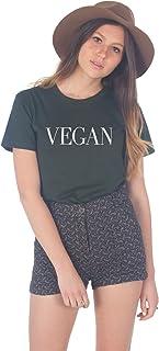 Camiseta Vegan. 100% Algodón