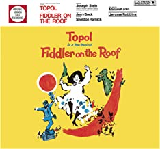 Fiddler on the Roof (The Original London Cast Recording)