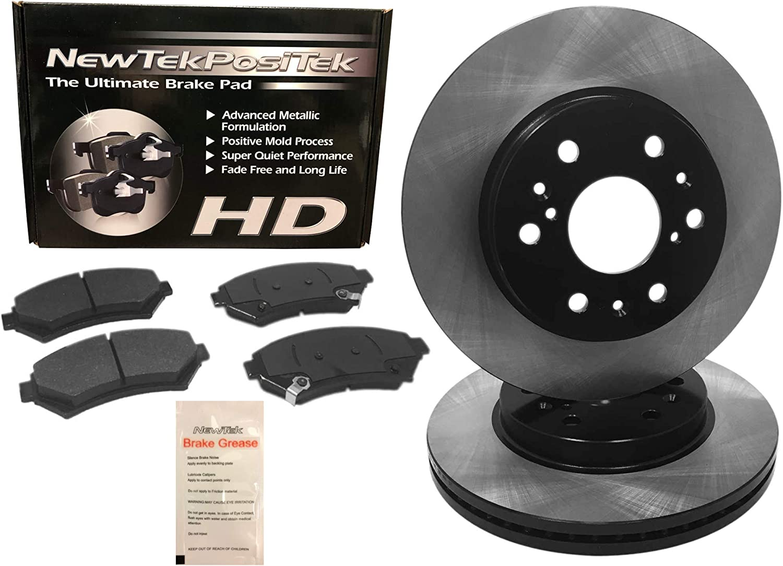 BK1377-7 Save money Front Premium Selling rankings E-Coat Rotors Brake HD Disc Ultimate and