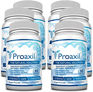 Proaxil - Extra Strength Vegan Saw Palmetto Supplement for Prostate Health - Healthy Urination Frequency & ...