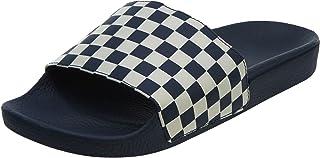 Vans Mens Slide-on Checker Black/White