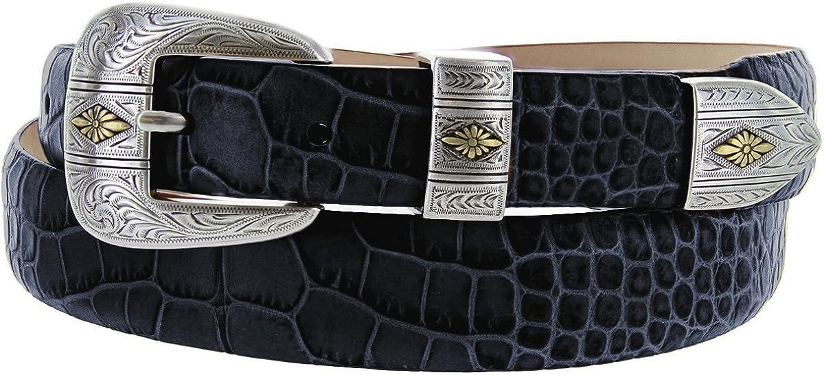 Mesa Gold - Men's Italian Calfskin Max 46% OFF Designer with Dress wholesale Belt Golf