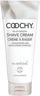 Coochy Shave Cream Au Natural - 12.5 oz