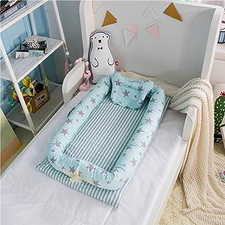 Cojín nido suave para cuna para bebé con almohada de Luerme ...