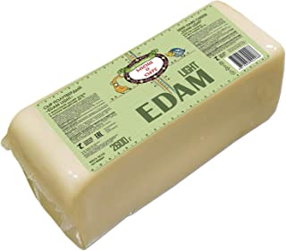 [冷蔵] グラスフェッドチーズ エダム 2600g ハラル、NON-GMO認証 Grassfed Edam 2600g (halal cheese)