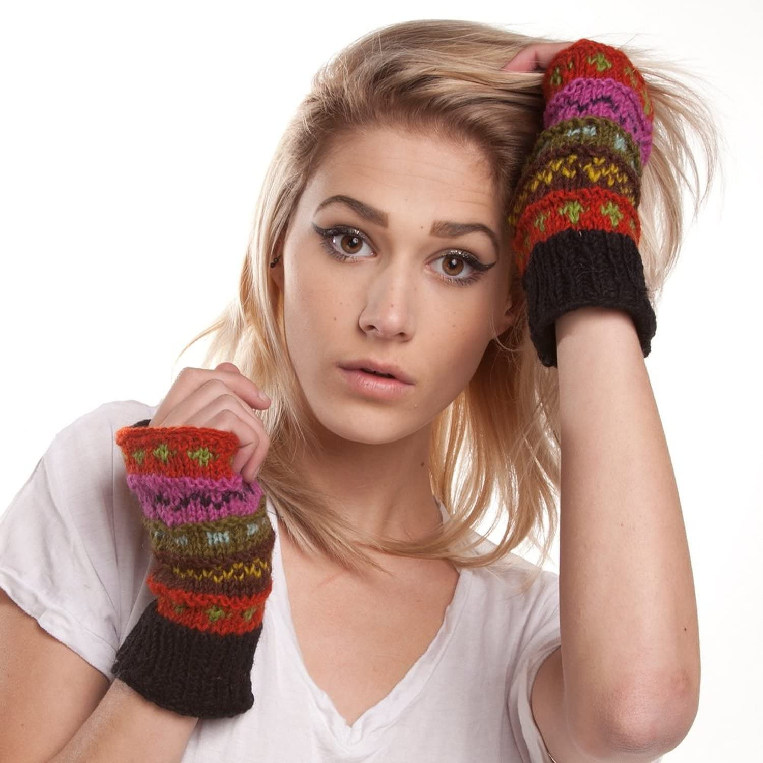 Multi knt gloves Ranking integrated 1st place New arrival fingerless