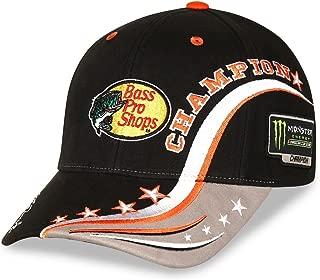 Martin Truex Jr Bass Pro Shops 2017 Monster Energy NASCAR Cup Series Champion Bass Pro Shops Element Hat / Cap