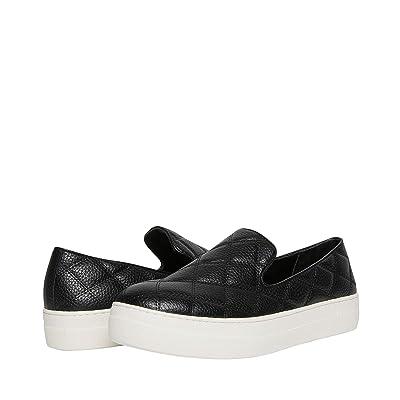 Steve Madden Globe Slip-On Sneaker (Black) Women