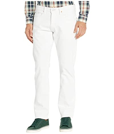 Polo Ralph Lauren Hampton Relaxed Straight Fit Jeans (Hudson White) Men