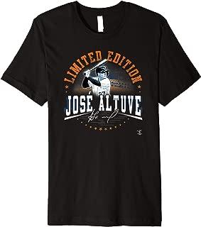 Jose Altuve Limited Edition T-Shirt - Apparel