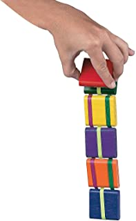 Fun Express - Wooden Jacob's Ladders - Toys - Games - Puzzle Games & Mind Teasers - 12 Pieces