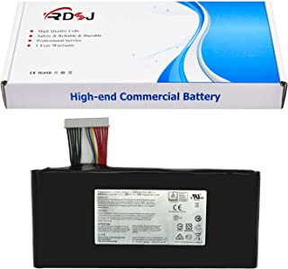 BTY-L77 Laptop Battery Compatible MSI GT72 2QD GT72S 6QF GT80 2QE GT80S 6QE Series WT72 MS-1781 MS-1783 2PE-022CN 2QD-1019XCN 2QD-292XCN 11.1V 83.25Wh