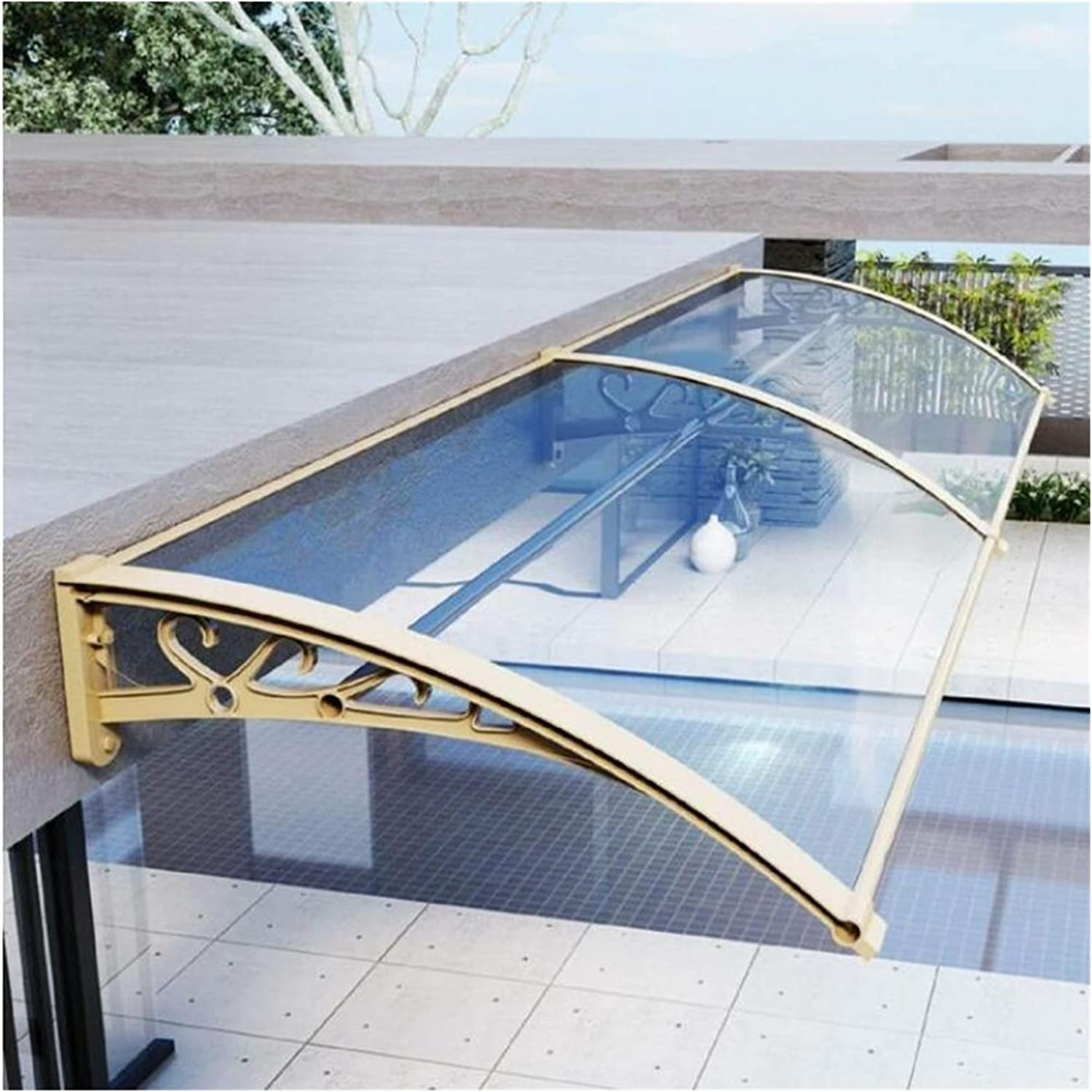 Door Canopy Awning Shelter Back Front low-pricing Porch Window Time sale