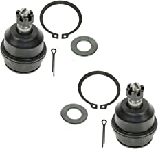 Detroit Axle - Both (2) Brand New Driver & Passenger Side Front Lower Ball Joint for 07-11 Dodge Nitro - [06-10 Jeep Commander] - 05-10 Grand Cherokee - [08-12 Liberty]