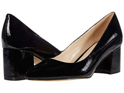Nine West Tves Pump (Black 2) Women