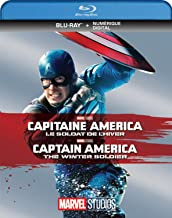 Captain America: The Winter Soldier (Feature) [Blu-ray]