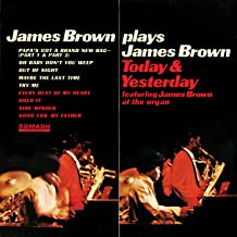 maybe the last time james brown