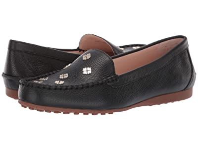 Kate Spade New York Cyanna (Black Grain Calf) Women