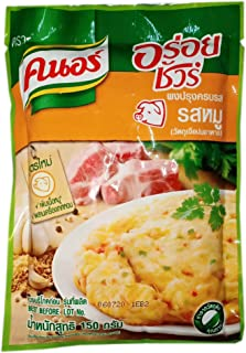 Knorr, Aroy Sure, Seasoning Powder, Pork Flavour, net weight 165 g (Pack of 2 pieces) / Beststore by KK