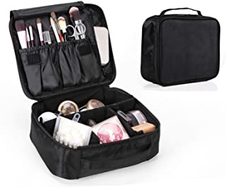 Other Portable Travel Makeup Bag, Cosmetic Organizer Make Up Artist Storage For Cosmetics, Makeup Brushes, Jewelry, Toilet...