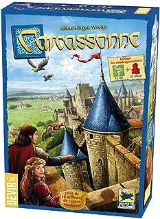 Devir - Carcassonne, juego de mesa (versión en castellano