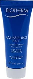 Biotherm Aquasource Nuit High Density Hydrating Jelly - All Skin Types, 20 ml