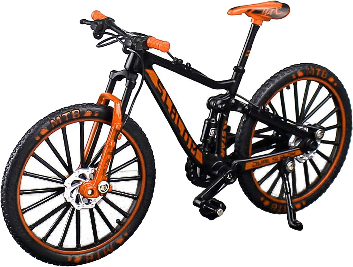 Tongina 1:10 Bike Model Mountain Decorati Miniature Soldering Ranking TOP18 Bicycle