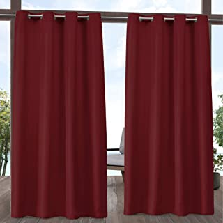 Best outdoor patio drapes curtains Reviews